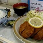 かつ亭 - 料理写真: