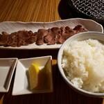 135316561 - 牛タン定食1200円