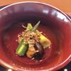 Nuji - 料理写真:千両茄子の浸し