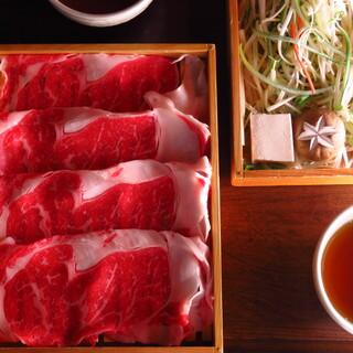 【つゆで頂く極上しゃぶしゃぶ】紀州和華牛つゆしゃぶセット