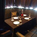 Chopstick French Cafe - 夜景の見える個室はデートや女子会に最適です
