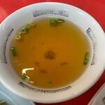 大力 - スープ