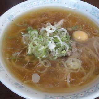 中華そば 末広 - 料理写真:スタミナラーメン