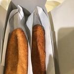 もとむのカレーパン - 細長いねん