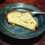 巴里 - 紅茶のバターケーキ