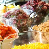 Ricotta Dining - サラダバー