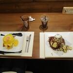 紅鶴 - バナナチョコ、目玉焼き
