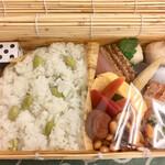 井筒屋 - 料理写真:スダレ、めくりま〜す♬
