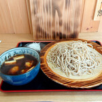 おそば家 汐彩 - 料理写真:つけかしわ