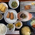 鳩ノ湯温泉 三鳩楼 - 料理写真: