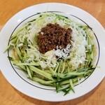 中華・洋食 やよい - 冷やし麻婆麺