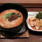 13534452 - 担々麺&水餃子