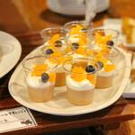The LOAF Cafe - チョコムース