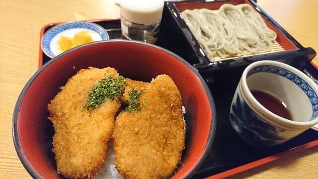 こんごう庵 神保町店の料理の写真