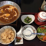 日本料理 華厳 - 本日の気まぐれランチ