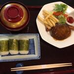 日本料理 華厳 - お子様ランチ