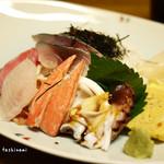 ちゅう心 - 海鮮丼