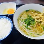 tenukiudommarushin - ランチセット