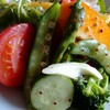 ビストロタブシェ - 料理写真:サラダ(*^^*)☆☆☆   うんっ 美味しい