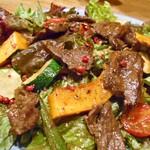 ココペリ - 夏野菜とハラミのグリル