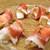 ココペリ - 料理写真:桃とマスカルポーネの生ハム包み