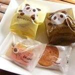 和楽紅屋 - 中にはこんなかわいいお菓子が・・・