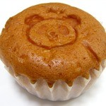 和楽紅屋 - 東京いもくりパンダというマドレーヌ。上野動物園にパンダがやってきたのにちなんだお菓子なのかな?