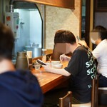 麺屋 高橋 - 店内:処理済