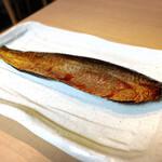 蕎麦と酒 ふく本 - ニシン甘露煮