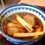 蕎麦と酒 ふく本 -
