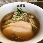 ラーメンケース ケー - 料理写真:冷しラーメン(夏限定)