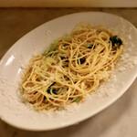 135366493 - 小松菜とツナのパスタ