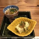 銀座 食医心方 - 前菜