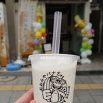 おおみやバナナ - ドリンク写真: