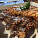 レストラン ユっぴー - オムライス