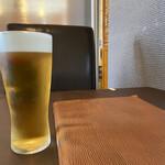 レストラン ユっぴー - ビール