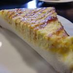 珈琲屋 らんぷ - モーニングのエッグトースト
