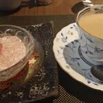 GRILL DINING 薪火 - デザートとコーヒー