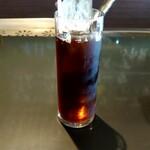 135374736 - セットのドリンク(アイスコーヒー)