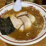 吾作 - 料理写真:味噌ラーメン
