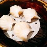 中国料理 美麗華 - エビ餃子