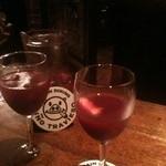 13538992 - ここのサングリアは本当に美味しい!グラスだと少ないので、デキャンタで★