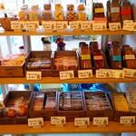 パティスリィ ビスキュイ  - 料理写真:焼き菓子この中から5種類買った!