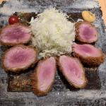 きんとん - ■極上芳寿豚のシャトーブリアン御膳