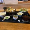 旬楽 さわ田 - 料理写真:妻注文の天ぷら定食