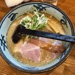 らーめん がれ - 味噌ラーメン(700円)