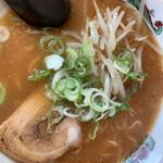 吉兆佐 - 料理写真:味噌ラーメン