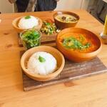 ICE kitchen 坂の下アジアンカフェ -