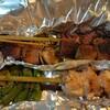 ほほほの北海道 室蘭焼鳥 いっぺえやっぺえ。 - 料理写真:テイクアウト串盛り(5本)