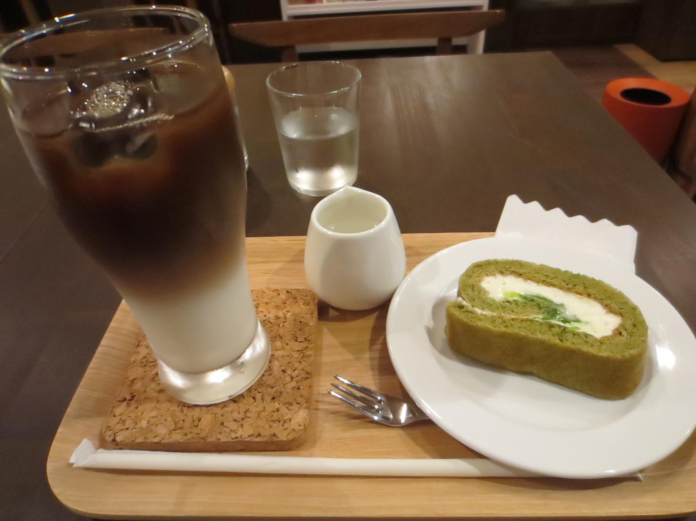 芝山珈琲香房 カフェ キリマンジャロ